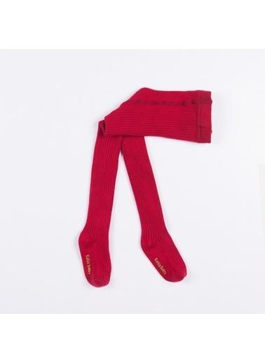 Katia & Bony Dream Bebek Külotlu Çorap  Kırmızı